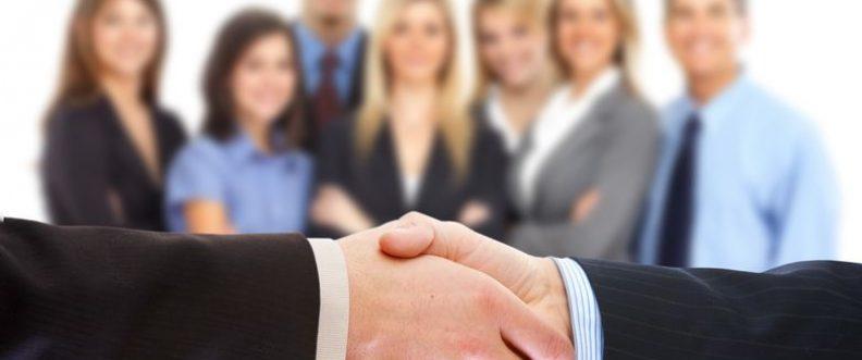 12378675 - handshake. business people meeting.